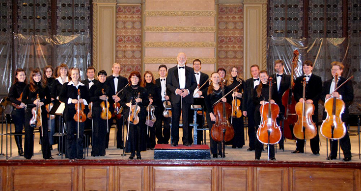 Philharmonic chamber orchestra Odessa